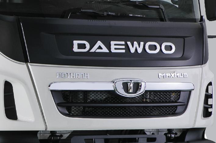 Xe tải Daewoo 15 tấn, Xe tải Daewoo, Maximus HU8AA, Xe tải