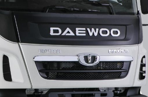 Xe tải Daewoo Maximus HC6AA, Doosan DL06K, Doosan DL06K Euro 4 4 kỳ, Xe tải Daewoo
